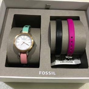 Fossil Classic Leather Watch
