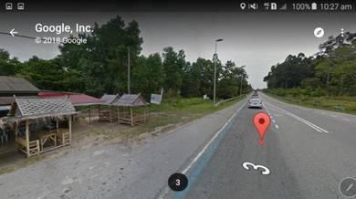 Tanah Comel depan PLPP Tokdor