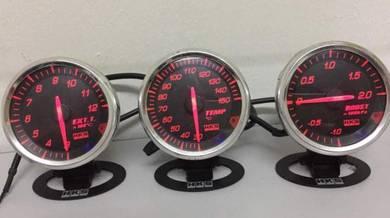 HKS DB Meter RS - Original Japan Gauge Series