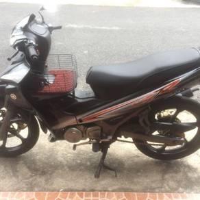 2010 Yamaha 125Z
