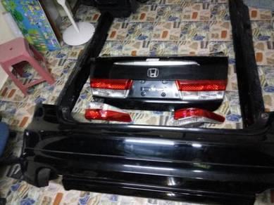 Bodypart belakang Honda accord inspire UC1 MUGEN