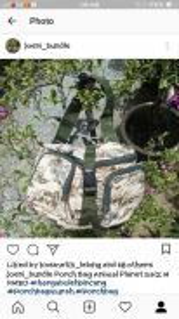 Porch Bag Animal Planet