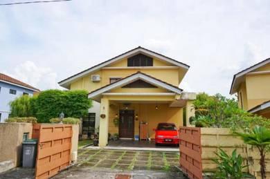 FREEHOLD 1½ Storey Bungalow Jentayu Bandar Enstek, Negeri Sembilan