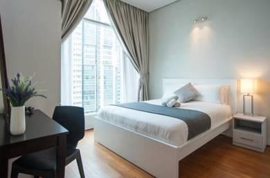 I-Residence I-City Shah Alam UITM 4R3B 2CP High Floor Nice View F/F