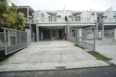 2 storey terrace house, taman nusari aman 3, bandar sri sendayan