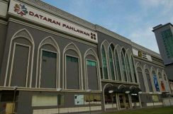 Dataran Pahlawan Retail Lot for Rent, Ground floor