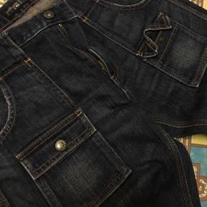 Uniqlo Bush pocket jeans