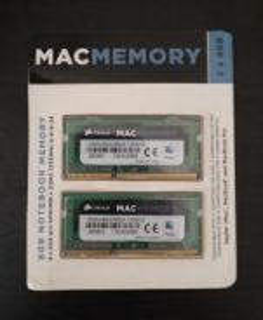 8GG DDR3 ram Corsair Mac Memory