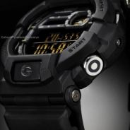 [Gunuine] Exclusive G-Shock GD-350-1BDR Black