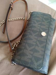 Mk purse with strap