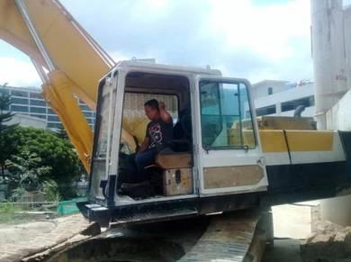 Excavators For RENT