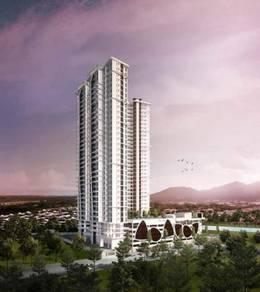 Condominium at jln baru perai by uda land