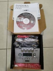 Korg Pandora PX5D Multi Effects Processor Guitar