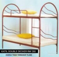 Katil double decker
