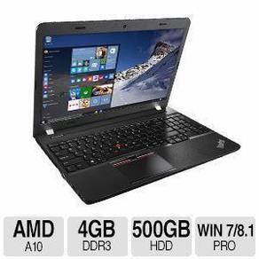 Lenovo thinkpad e555 heavy designing notebook