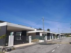 Kuantan soi garden Single storey semi D