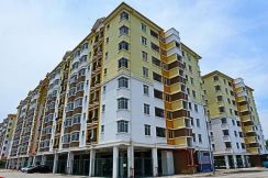 Level 3 Villamas Apartment, Kapar