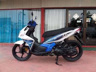 Yamaha Nouvo LC Scooter