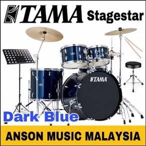 Tama Stagestar Drum Set w/Stagestar Cymbal Set