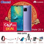 Huawei Mate 20 X | MATE 20X (CNY 2019 DEAL)SET ORI