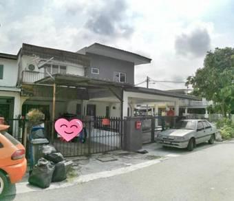 Double Storey Low Cost Taman Subang Baru Subang