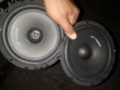 Set radio Suiko dan speaker MT Power