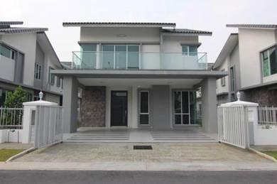 Luxury Semi D 50'x70'[Fully Furnished]Below Market Value Bukit Jalil