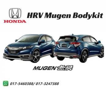 Honda HRV Mugen Bodykit with paint