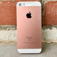 Iphone SE Rose Gold 64GB PHONE ONLY