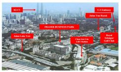 4 Blocks of Tenanted Shop Offices in KLCC Vicinity