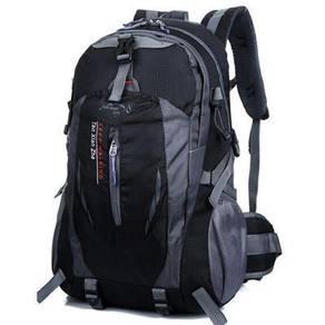 J0170 Backpack Multi-function Travel Bag (Black)