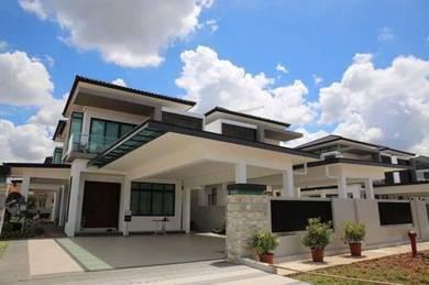 [Loan Reject] 20x70 FreeHold 2-Story Terrace House , Seri Kembangan R