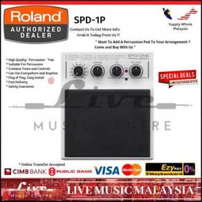 Roland SPD-1P SPD-One Drum Pad-Percussion (SPD1P)