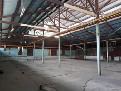 7000sf Warehouse Permatang Batu For Rent