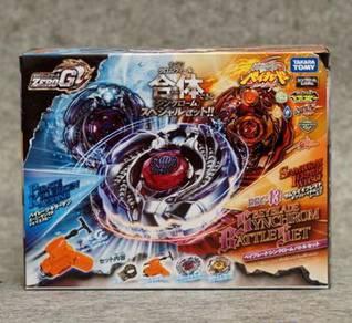Takara Tomy Beyblade BBG-13 Synchrome Battle set