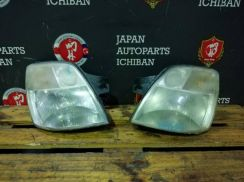 Head Lamp Units ( L & R ) for Kia Picanto EX