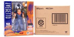 Vegetto SHF Dragon Ball Z S.H.Figuarts toy figure