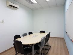 FREEHOLD SHOP OFFICE w LIFT * 1 min walk to LRT~ Taman Puchong Prima