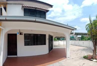 Corner Lot   2 Storey Terrace in Taman Mayang SS25 Kelana Jaya