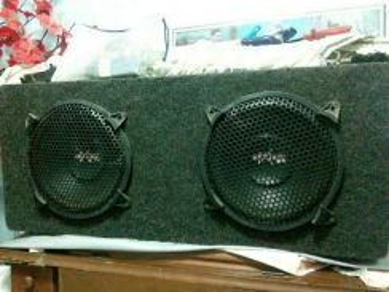 1 Single speaker size should be in length 32ft