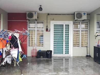 Single storey - Teluk Panglima Garang