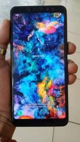 Samsung galaxy A8+ 6/64gb fullset
