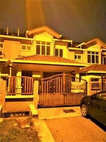 22x75 2 Storey Landed Terrace Bandar Seri Putra, Bangi