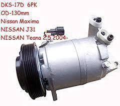 Nissan Teana 08-13 Aircond Compressor New