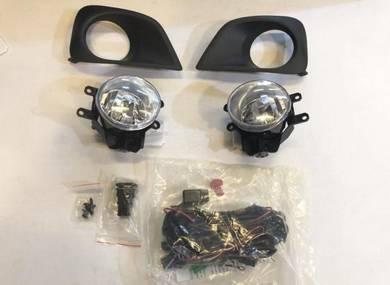 Toyota vios 14 fog lamp fog lamp cover