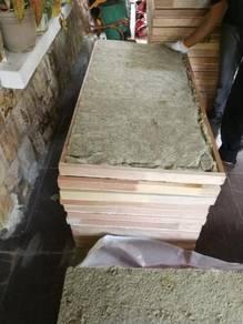 Rock wool rock wool panellings sound proof