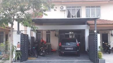 2 Storeys Terrace At Bandar Saujana Putra ( SP2 )