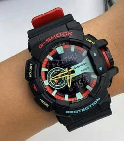 Watch - Casio G SHOCK RASTA GA400CM-1 - ORIGINAL