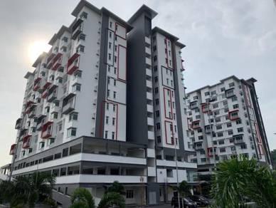 Ehsan residence, klia, klia2, inti university, mitsui, aeon