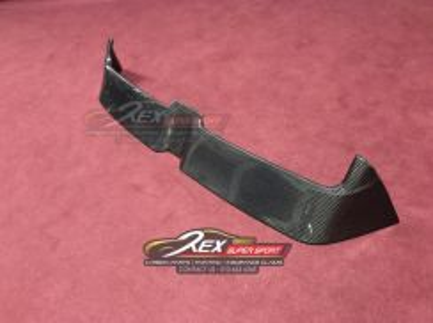 Golf Mk7 Mk7.5 Osir Revozport Aspec Carbon Spoiler